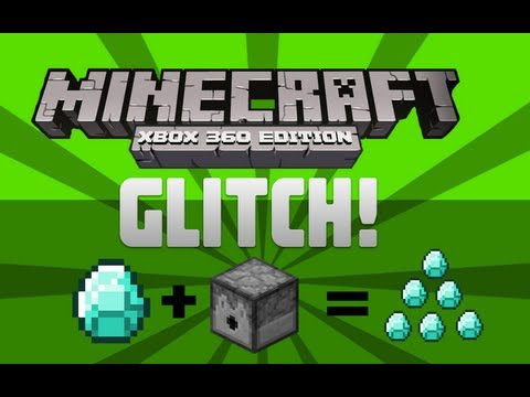 *NEW*  Minecraft - Duplication Glitch Unlimited Items ( Xbox 360 Edition ) TUTORIAL!
