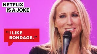 Nikki Glaser Wants A Respectful Gangbang | Netflix Is A Joke