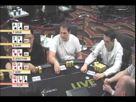 Bart hanson crush live poker review
