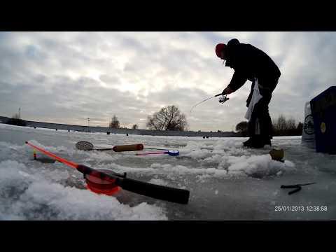 троллинг на десногорском водохранилище видео