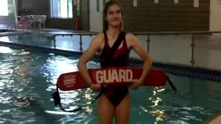 East Lyco YMCA Lifeguard Training