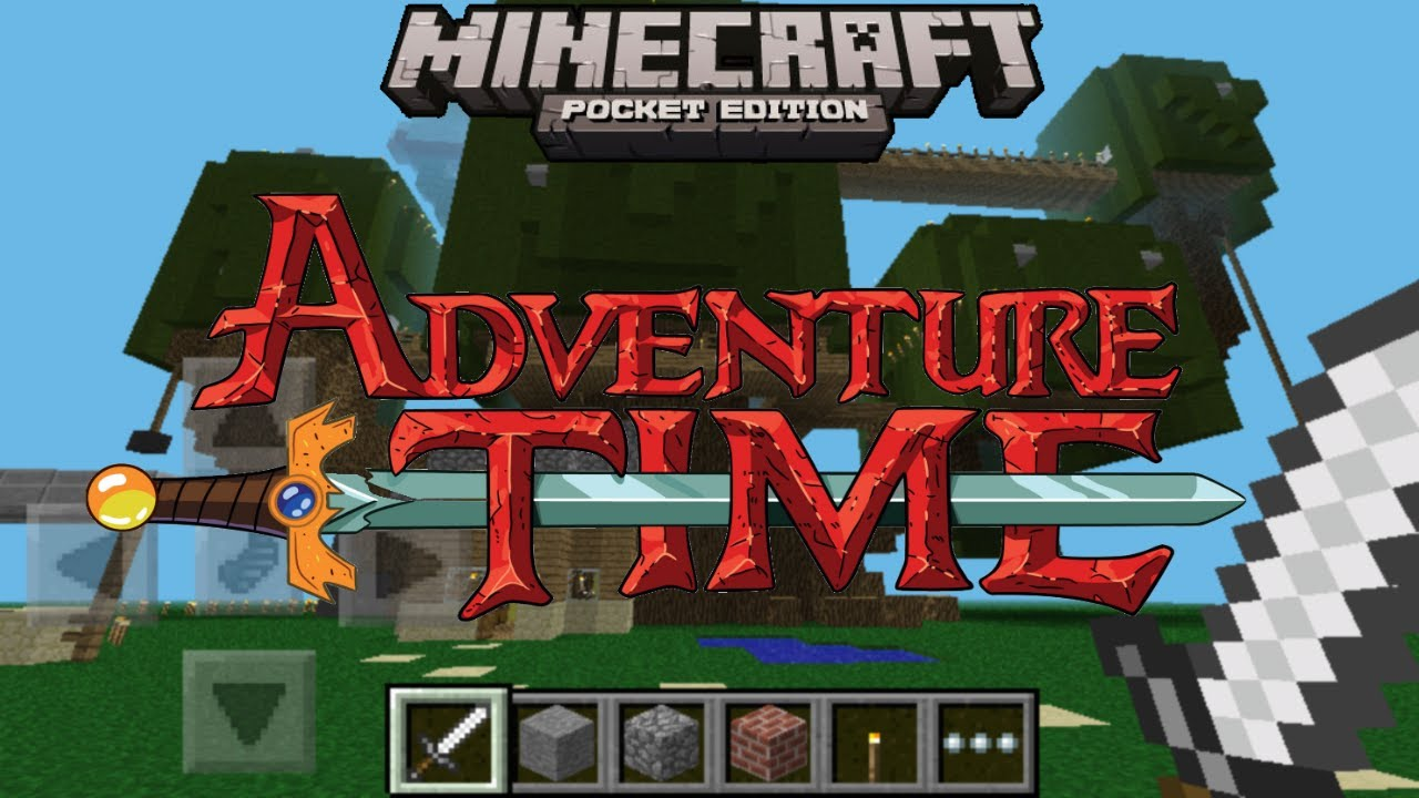 how to download adventure maps for minecraft pocket edition -