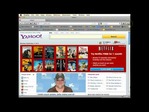 How to Use Extensions in the Firefox Web Browser
