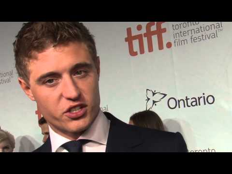 The Riot Club: Max Irons Exclusive TIFF Premiere Interview