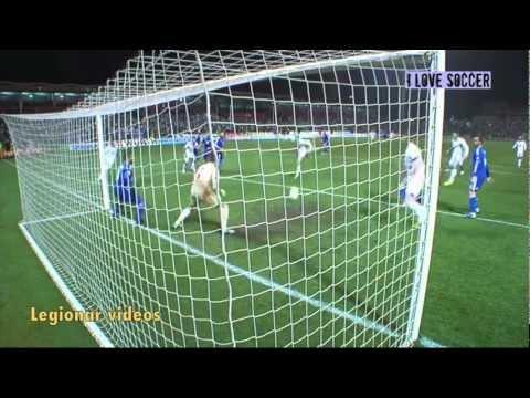 FIFA 2014: Bosnia-Herzegovina 3-1 Greece (BiH - Gr�ka) Highlights of Bosnia 22-3-2013 1080p-HD