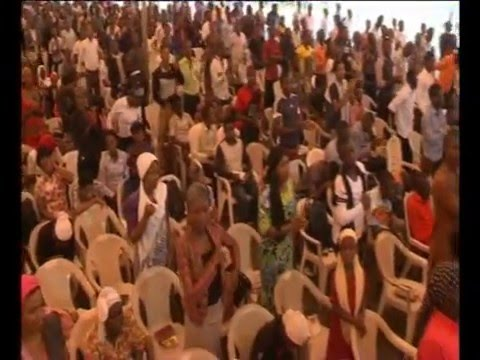 1. PASTOR A.C OHANEBO   the necessity of being a christian and a genuine one for that matter