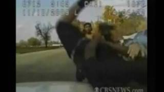 Crazy Police Brutality Video Caught On Tape