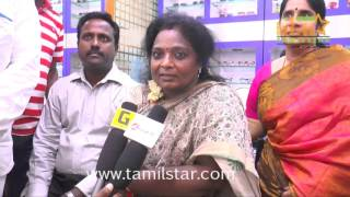 Dr Tamilisai Soundararajan Inaugurates Eye Camp