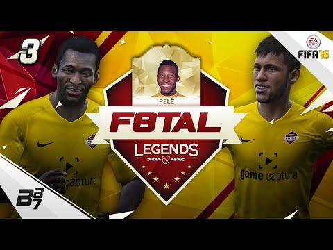 F8TAL LEGENDS! PELE AND NEYMAR!! | FIFA 16 #3