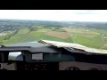 G-PLAN landing at Crossland Moor - Rwy 07