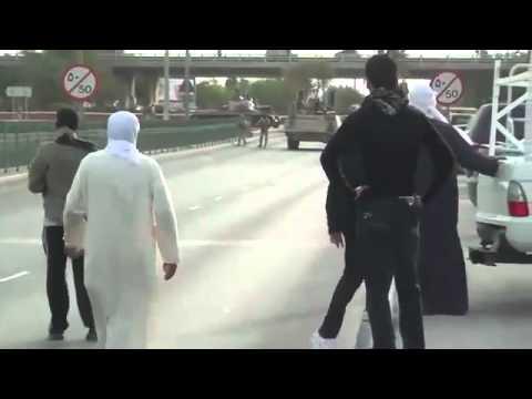 Saudi Army in Bahrain! April2011
