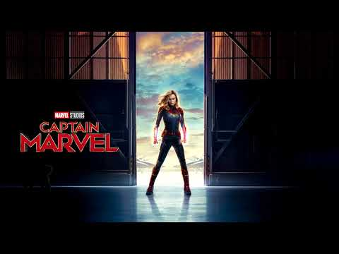 Really Slow Motion & Giant Apes - Expansion Of The World Captain Marvel - Trailer 2