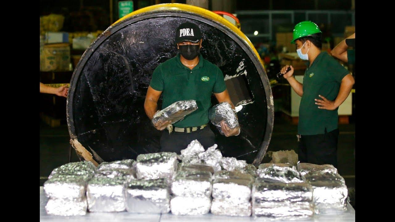 BOC, PDEA intercept nearly 500 kilos of 'shabu' worth P4.3B at MICP