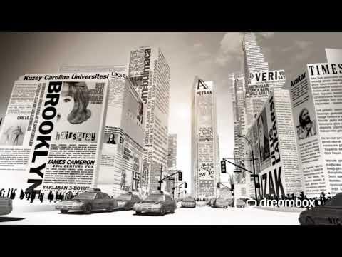 NEW YORK TIMES - Sabah Newspaper TV Commercial (2010)