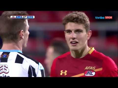 Hollanda Ligi 15. Hafta Maç Özetleri