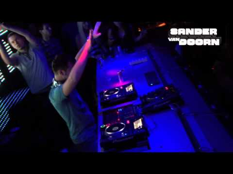 Sander van Doorn - Live at Amnesia (Sept 2010)
