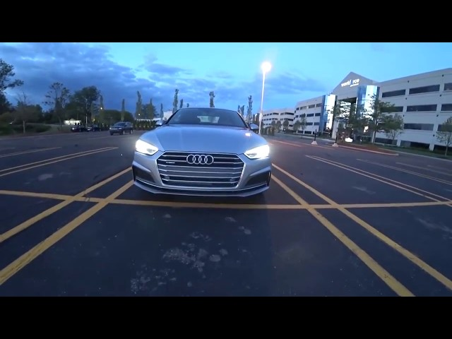 The NEW 2018 Audi A5 ♛ [|First Impressions|] - YouTube
