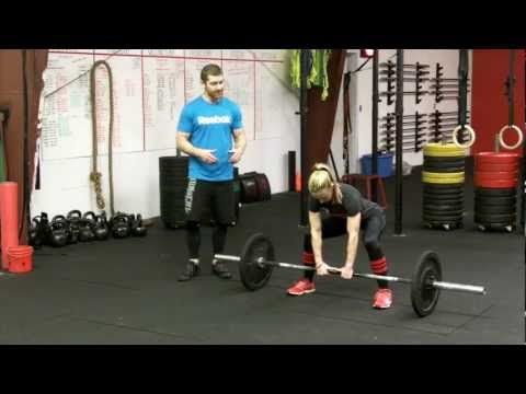 CrossFit Sumo Deadlift High Pull - Northstate CrossFit Image 1