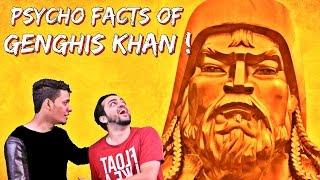 The PSYCHO Facts of Genghis Khan l Urdu Hindi l The Baigan Vines