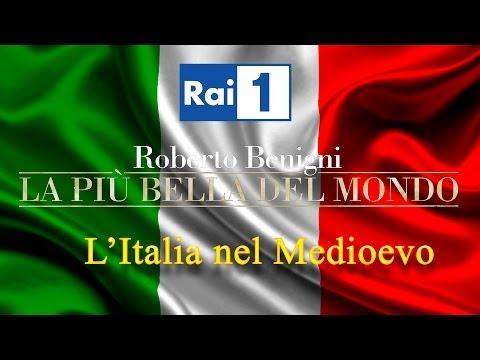 Roberto Benigni – L'Italia nel Medioevo (La Più Bella del Mondo 2012) | HD