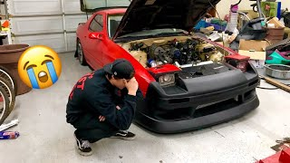 RX-7 PROBLEMS..... (RX-7 FC DRIFT CAR)
