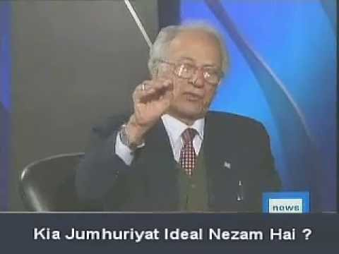 Kia Jumhuriyat Ideal Nezam Hai (Part...