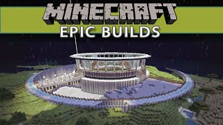 Minecraft - 2 Epic Builds, 1 Prank