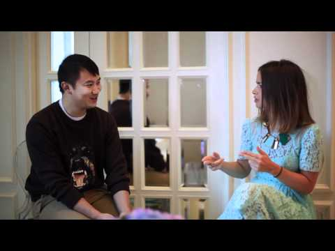 The Interview | Tommy Ton & Mira Duma for Symphony, The Dubai Mall