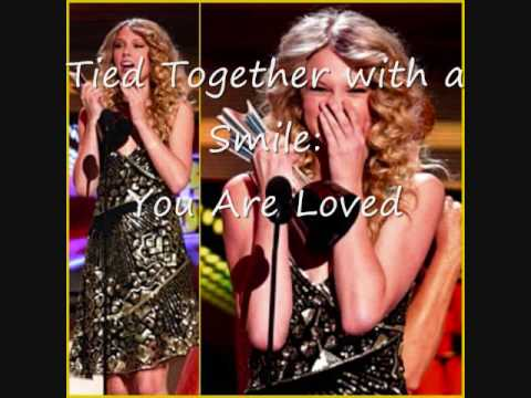 Taylor Swift: hidden messages in the lyric book (with music)