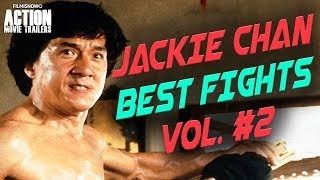 JACKIE CHAN BEST FIGHT SCENES VOL. #2