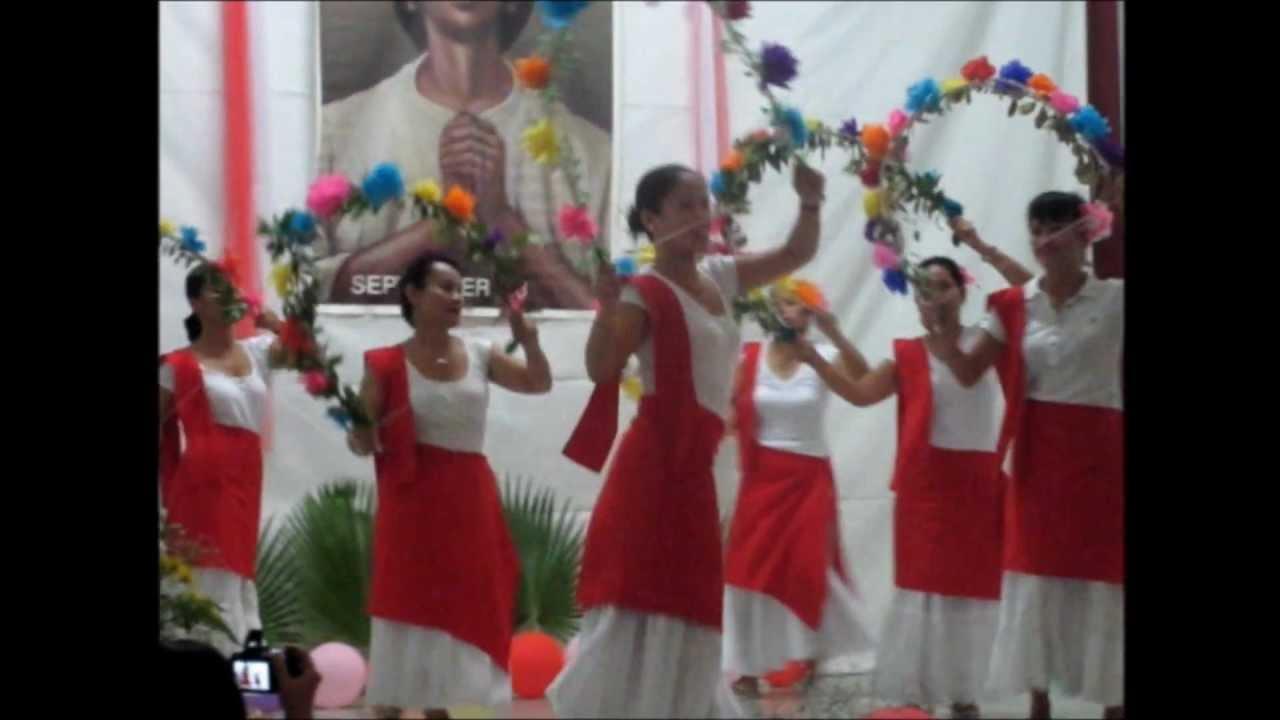 THE FLOWER DANCE SAYAWANG BULAKLAKAN A PHILIPPINE FOLK