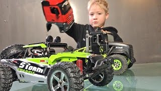 BUGGY 4WD-RC Review by JACK(5) Subotech High Speed Buggy 1/12 Scale
