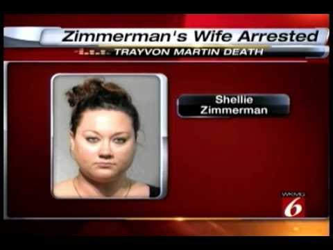 Zimmerman Wife Arrested George Zimmerman's Wife