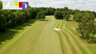 Temple Golf Club Hole 4