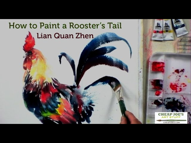 How to paint a