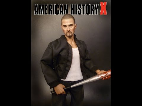American History X - Edward Norton - Custom Figure