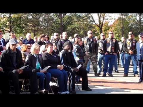 Beirut Marines Memorial 10-23-2011
