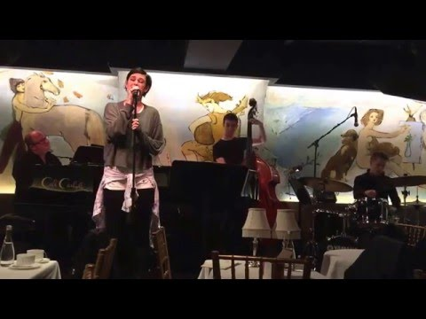 Rumer Willis' Cafe Carlyle sound check: God Bless the Child