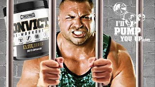 Condemned Labz Convict Pre-Workout Review | DMHA MEGADOSED!!!