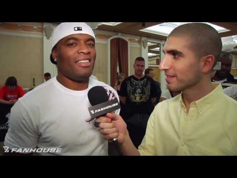 UFC 117: Dancing With Anderson Silva Video