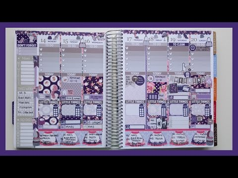 Plan With Me: September 14 - 20 - Vintage Gypsy Road September Kit