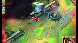 League Of Legends Vlad vs Arcade MF URF