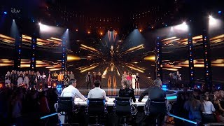 The X Factor UK 2018 Results Live Shows Round 2 One Will Go - Full Clip S15E18