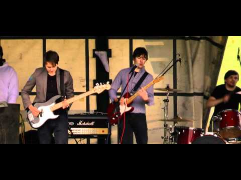 Russian Gun Dogs.Live,Rock,Indie,Music,Lainfest,June 23rd,2012,England,HD.