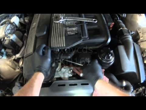 BMW E39: Camshaft Position Sensor Removal