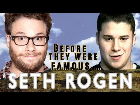 SETH ROGEN - Before They Were Famous
