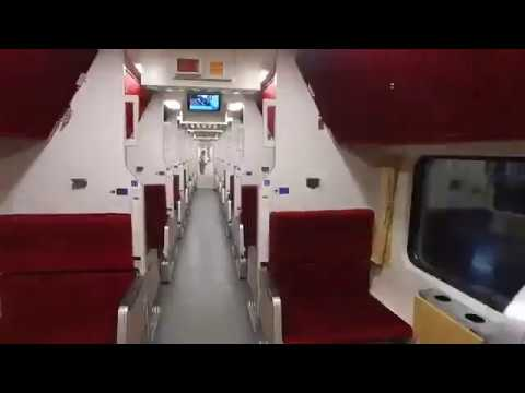 พามาชมรถไฟขบวนใหม่ กรุงเทพฯ-เชียงใหม่