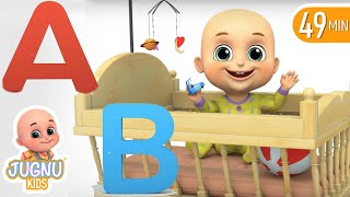 Phonic Song | ABC Alphabet Song | Learn English with Songs for Children by Jugnu Kids