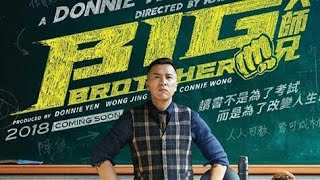 BIG BROTHER OFFICIAL TRAILER (DONNIE YEN ACTION MOVIE)