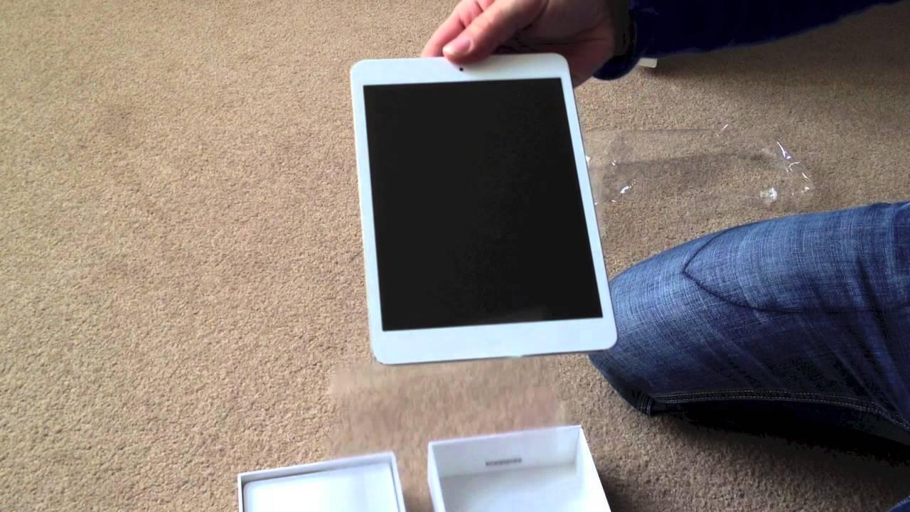Apple ipad mini 16gb фото